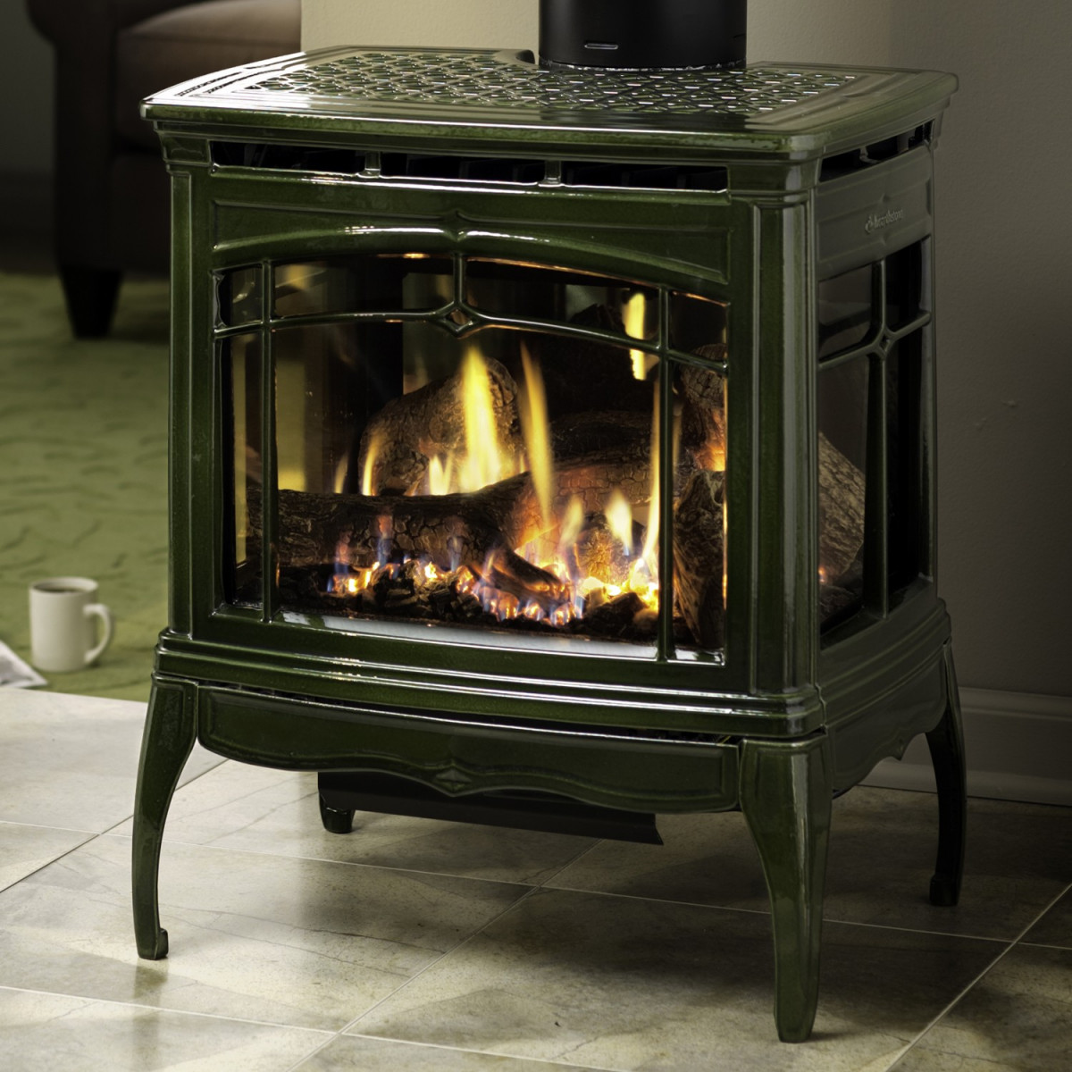 bristol_basil.jpg - Gas Stove Santa Rosa, Gas Fireplace Stove Sonoma County