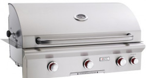 built-in-grill