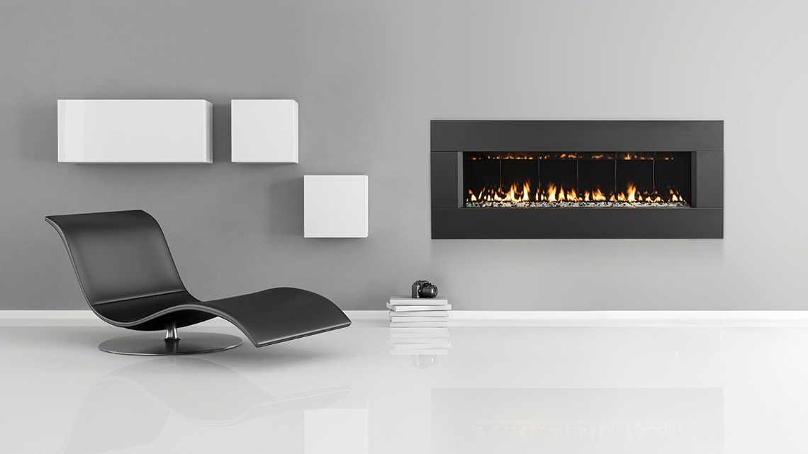 Gas Fireplace Santa Rosa, Gas Fireplace Insert - Warming Trends