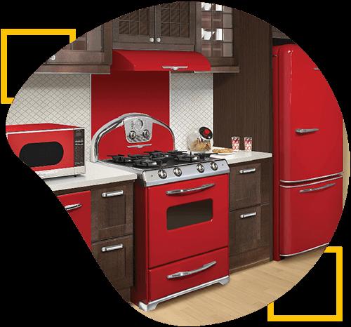 northstar retro appliances sonoma county 500