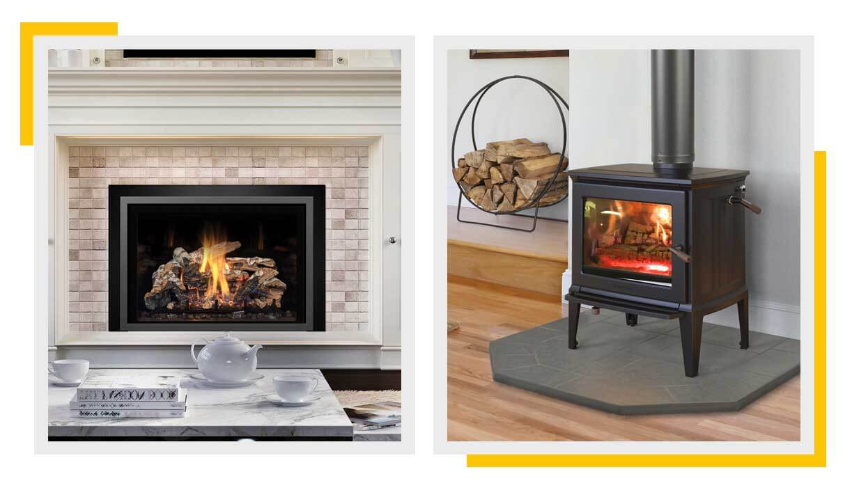 fireplace store specials